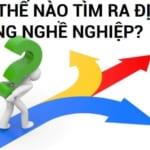 TIM RA DINH HUONG NGHE NGHIEP