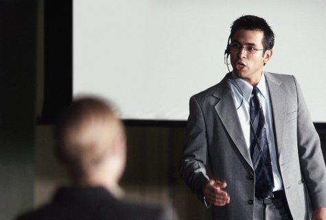 Presentation - thuyết trình