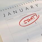 Quyết tâm cho năm mới - kế hoạch thời gian cho năm mới