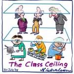Glass-ceiling-middle-class- thăng tiến